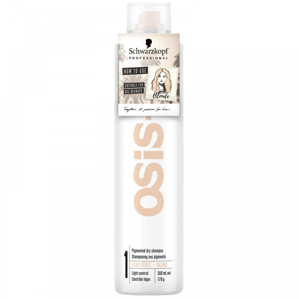 OSIS+ Boho Rebel Blonde 300ml