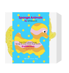 Spongelle Animals duck