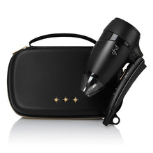 Load image into Gallery viewer, Ghd Flight travel hairdryer gift set