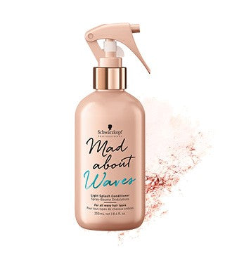 Mad About Waves: Light Splash Conditioner