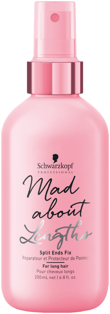 Schwarzkopf about lengths - Split Ends Fix