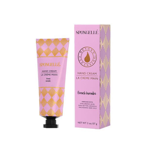 Spongellé French Lavender Hand Cream