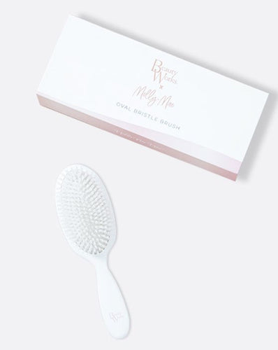 Beauty Works X Molly-Mae Oval Bristle Brush