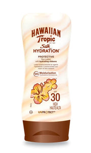 Hawaiian sun tropic silk hydration SPF30