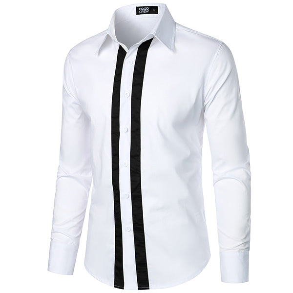 Hoodcrew Denim Biker Jacket - HOODCREW