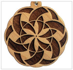 Manifesting Symbol Pendants in Wood