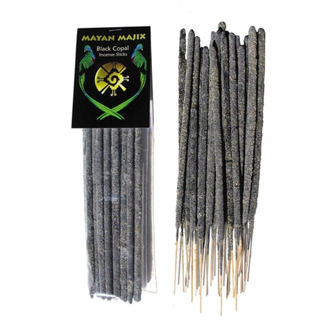 Black Copal Incense Sticks