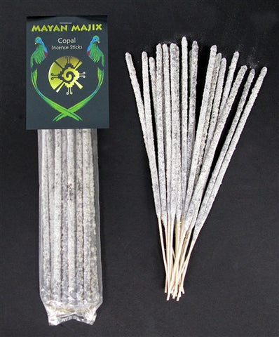 White Copal Incense Sticks