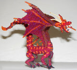 Dragon - Beaded Animal by Jose Reanda