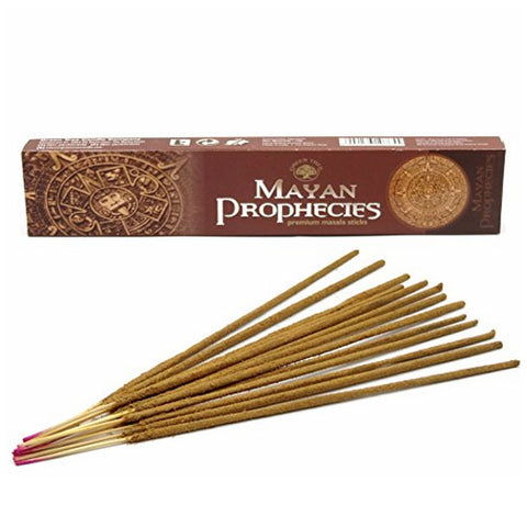 Mayan Prophecies Incense Sticks