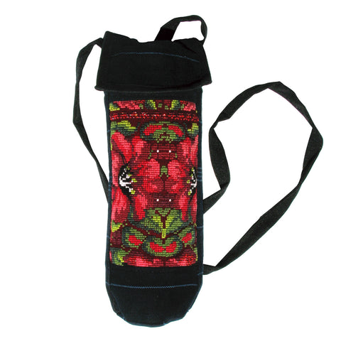 Woven Water Bottle Bag