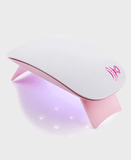 6W Mini USB Nail Curing Lamp in Pink