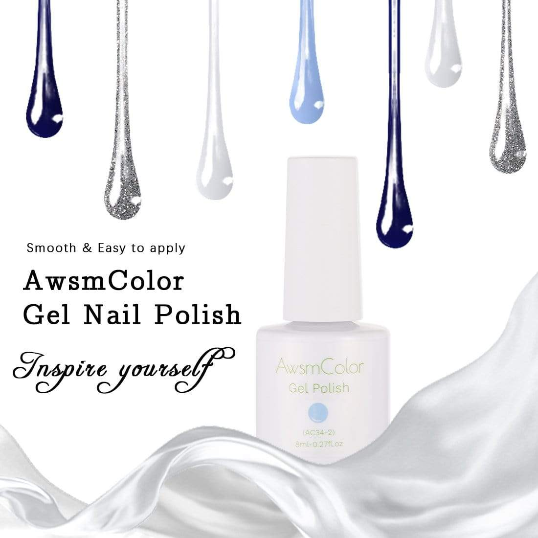 Ice Queen Gel Polish Set