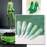 Green Collection Poly Nail Gel Extension Kit