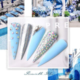 Blue Collection Poly Nail Extension Gel Kit - Makartt