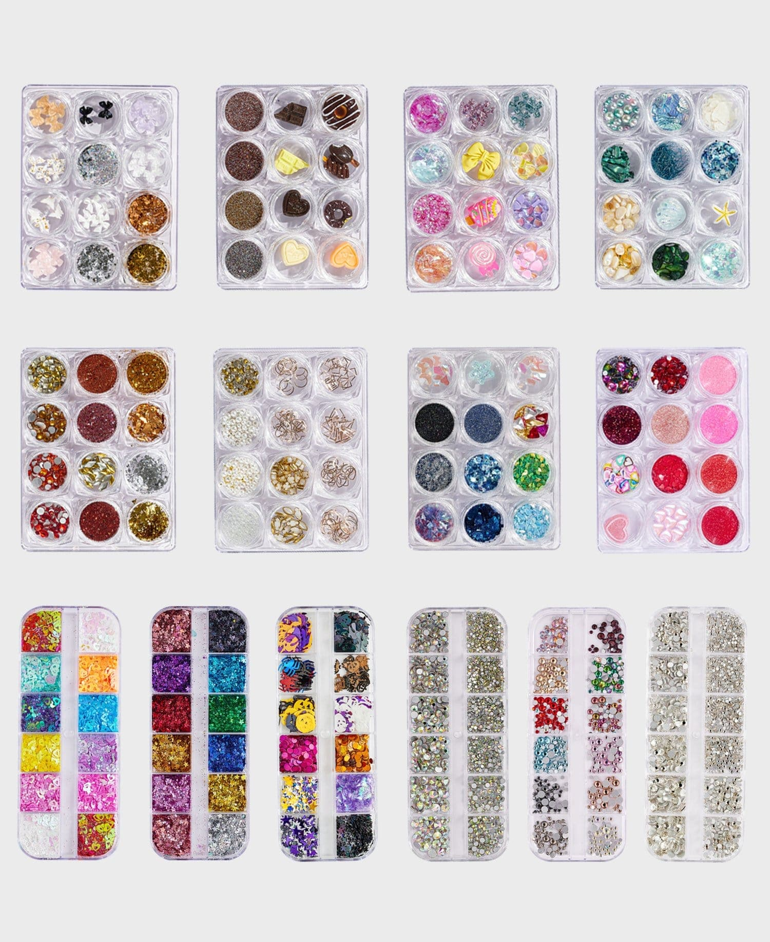 Image of Nail Decoration Collection Bundle