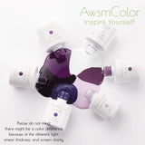 Individualistic Deep Purple Gel Nail Polish Set - Makartt
