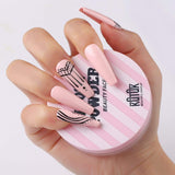Nude Pink 6 Color Gel Nail Polish Set - Makartt