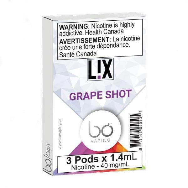 BO Pods: Grape Shot