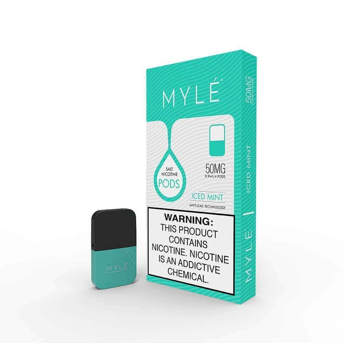 MYLÉ Pods: V4 Iced Mint