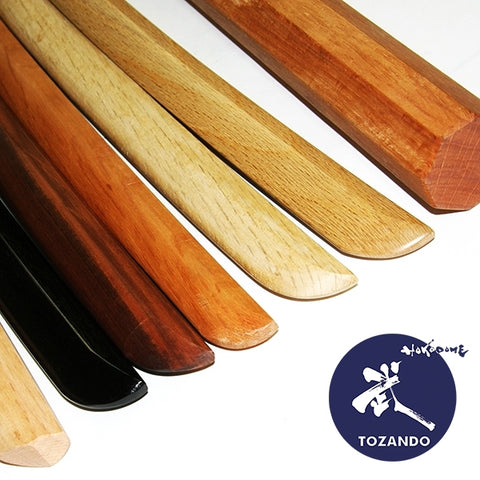 Боккэн на заказ (TOZANDO Custom Workshop Bokken)