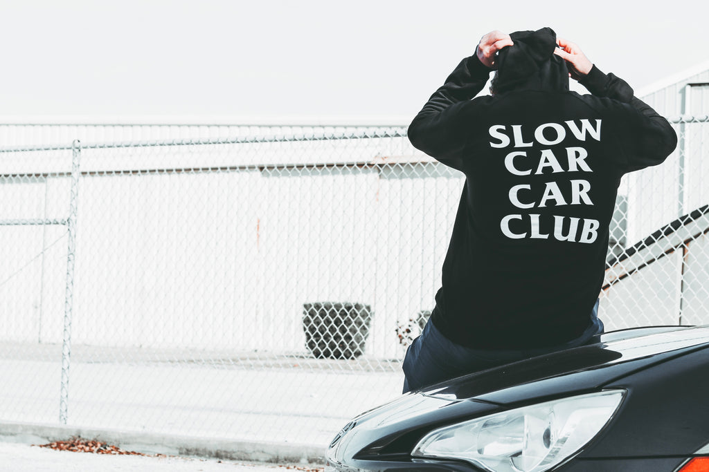 SLOW CAR CAR CLUB