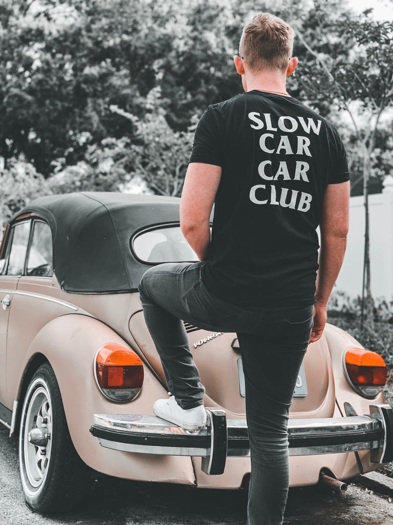 SLOW CAR CLUB TEE