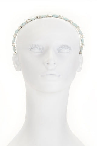 Amazonite Single Strand Headband