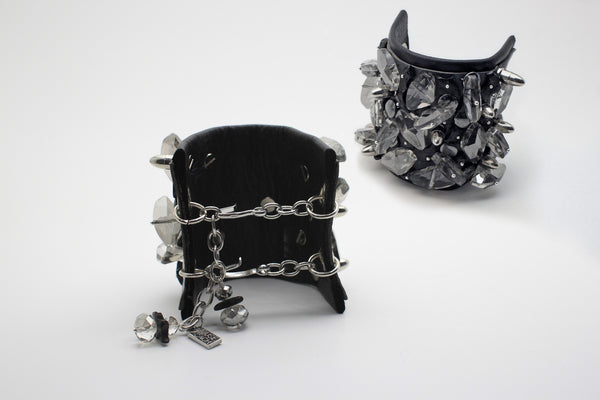 Shattered Ice Cuff