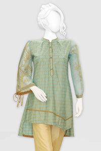 Embroidered Lawn Shirt 2309