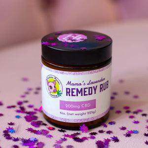 Lavender Remedy Rub