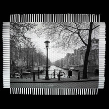 Load image into Gallery viewer, AMSTERDAM - WOVEN PHOTOGRAPH