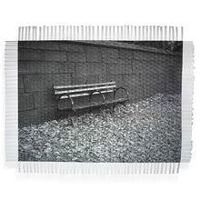 Load image into Gallery viewer, FRENCH BENCH - WOVEN PHOTOGRAPH