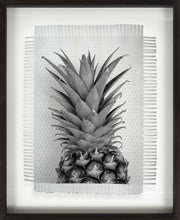 Load image into Gallery viewer, HALF PINEAPPLE - WOVEN PHOTOGRAPH