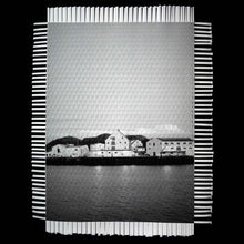 Load image into Gallery viewer, BY THE WATER - WOVEN PHOTOGRAPH