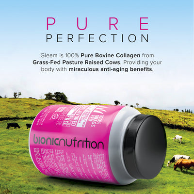 Gleam™ Grass-Fed Collagen Peptides