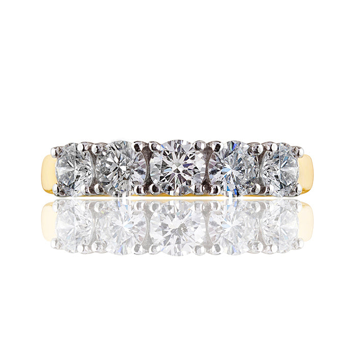 Symphony Diamond Ring