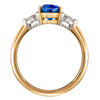 Broadlands Sapphire & Diamond Ring