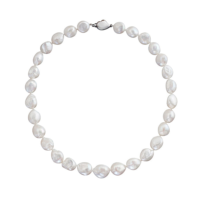 Chatsworth Baroque Freshwater Pearl Necklace