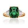 Goodwood Tourmaline & Diamond Ring