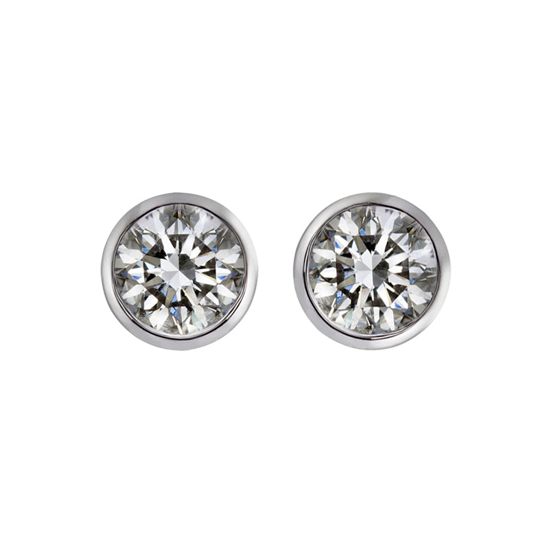 Symphony Diamond Earrings