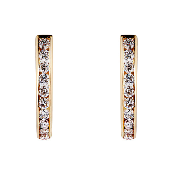 Warwick Diamond Earrings