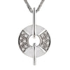 Katherine One Year Diamond Pendant