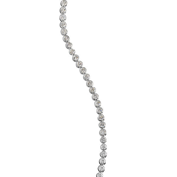 Tabitha Diamond Tennis Bracelet