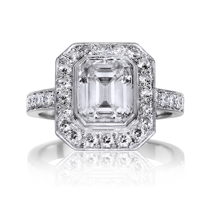 The Grand Heritage Diamond Ring