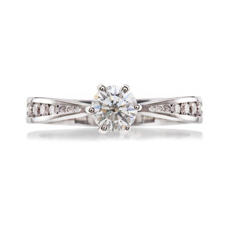 Highclere Diamond Ring