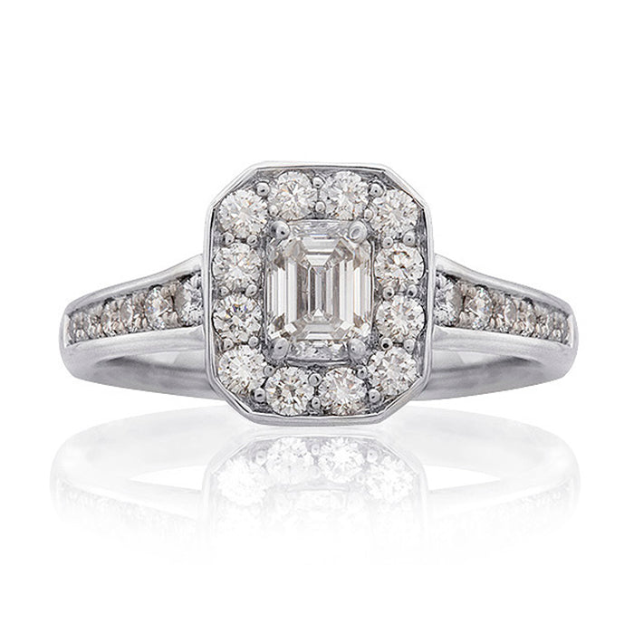 Heritage Diamond Ring