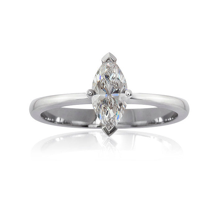 Classic Marquise Diamond Ring