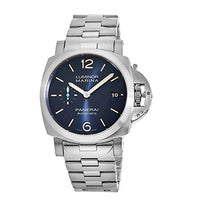 Panerai Luminor Marina 1950 3 Days Automatic Titanio 42mm Stainless Steel Men's Watch PAM01028