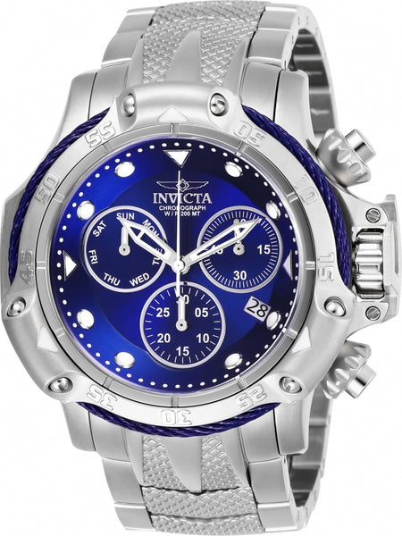 Invicta Men's 26722 Subaqua Quartz Chronograph Blue Dial Watch